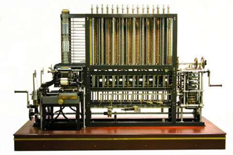 Babbage's Analytic Engine